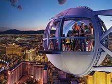 The High Roller: Las Vegas Attraction With Best View of the Strip