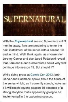 I just starts squealing and flailing like a crazy person. I don't normally do that. Omgomgomgomg halp! #hyperventilatinglikeDeanwhenhelosttheImpala