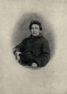 А. П. Чехов. Фотография. 1880