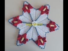 Tatting Jewelry, Crochet Videos, Beading Tutorials, Crochet Flowers, 4th Of July Wreath, Diy And Crafts, Beads, Youtube, Lifestyle