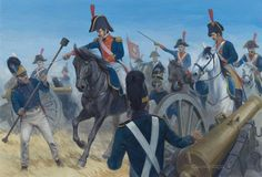 Regimiento de Caballería del Rey 1809 Carga de Talavera