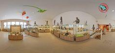 """""""İZMİR OYUN VE OYUNCAK MÜZESİ""""  Bu Renkli Müze'yi Sanal Tur İle 360 Derece Gez.  Mekan360 ile her yerden, gezdiğin yeri 360° hisset"""