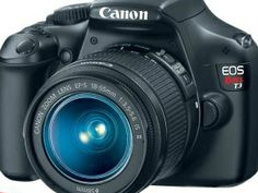 Canon EOS T3 SLR Camera + Adobe Lightroom #Giveaway