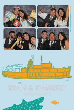 Unique custom artwork for #photobooth design layout.  http://www.madmochiphotobooth.com