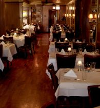 The Rosebud Italian Restaurants ~ 8 different restaurants in Chicago.  We've tried a couple of them...great authentic Italian cuisine and excellent wine list!  Yum!