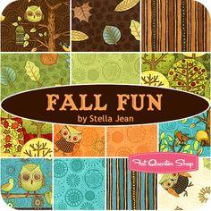 My Stella Jean Fall Fun line.