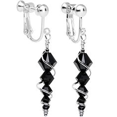 Body Candy Handcrafted Black Icicle Drop Clip Earrings Cr... http://www.amazon.com/dp/B01BVTHZOW/ref=cm_sw_r_pi_dp_-zhwxb0N85D83