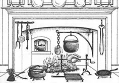 Fireplace cooking may be a lost skill, but it's one you can regain with a little practice. From MOTHER EARTH NEWS magazine.