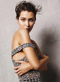 ☆ Bella Hadid | Photography by Alique | For Glamour Magazine US | July 2015 ☆…
