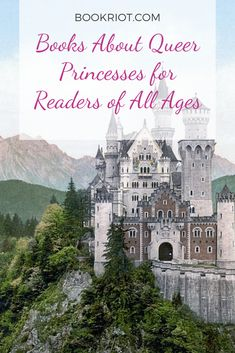 Books About Queer Princesses for Readers of All Ages from BookRiot.com | Lesbian Princesses | Princess Books | Fantasy Books | #lgbtqreads | #fantasy | #queergirls