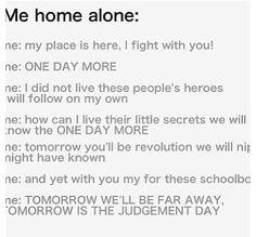 Yep- this is my life