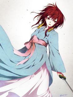 The broken princess. Yona of the Dawn. || https://twitter.com/KnK3510
