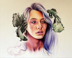 Pencil Illustrations by Kate Powell (1)