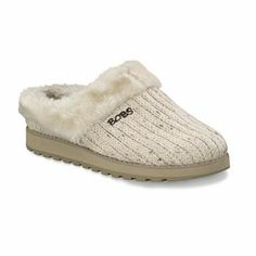 Skechers BOBS Keepsakes Puffers Clog Slippers