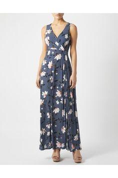 Women Casual Dresses - Magnolia Jersey Maxi Dress
