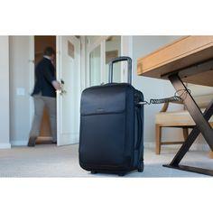 "Kensington - Products - Laptop Bags - Rollers - SecureTrek™ 17"" Laptop Overnight Roller"