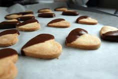 shortbread lovely cookies