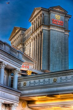 Caesars Palace Las Vegas Hotel and Casino