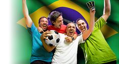 To celebrate Continental Tyres' sponsorship of the 2014 FIFA World Cup™, they have launched 'Road to Rio'. Giving you the chance to WIN the ultimate footba World Cup Final, Football Fans, Fifa World Cup, Finals, Brazil, Rio, Competition, Product Launch, Celebrities