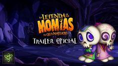 La Leyenda De Las Momias De Guanajuato Trailer Oficial