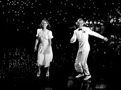 A Masterpiece of Understatement, Fred Astaire and Eleanor Powell in Broadway Melody...