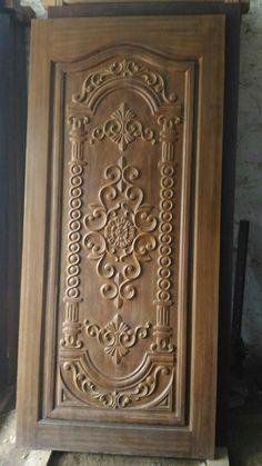 Door Gate Design, Luxury Interior Design Living Room, Doors Interior, Room Door Design, Front Door Design Wood, House Designs Exterior, Wood Doors Interior, Wooden Design, Pooja Room Door Design