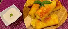 Wiejskie krokieciki z pysznym farszem - Blog z apetytem Cornbread, Ethnic Recipes, Blog, Millet Bread, Blogging, Corn Bread