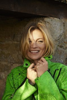 Return to England: Kate Moss for Rag and Bone's Spring 2013 campaign