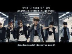 BTS -- War of Hormone MV [Sub Español + Romanización + Hangul] - YouTube