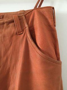 Helmut Lang leather pants very rare Vintage | eBay