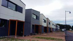 14 budynków pasywnych Kristineshamn Szwecja (autor Krzysztof Podbielski dla PROCYON)