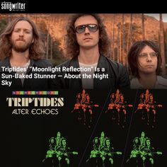 "TRIPTIDES premiere ""Moonlight Reflection"" via AMERICAN SONGWRITER 