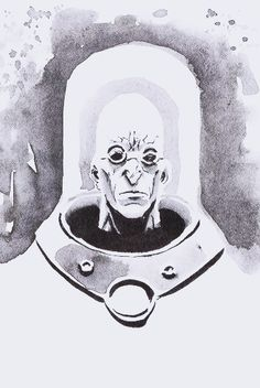 Mr Freeze by Dave Wachter