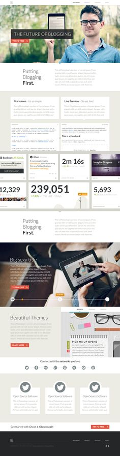 Web Design Inspiration #WebDevelopment #GraphicsDesign