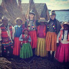 Gudrun in Peru