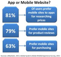 App or Mobile Website?