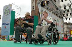 Festiwal Zaczarowanej Piosenki 2007 #zaczarowana scena Kamil Czeszel i Artur Gadowski
