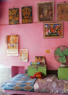 pepto walls  weloveindia.tumblr.com