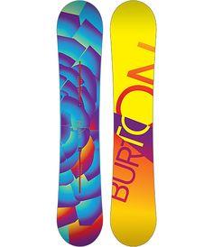 Burton....snowboarding