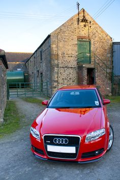 Calling All Brilliant Red Audi B7 A4 Owners.. Post Up Your Pictures! - Page 4