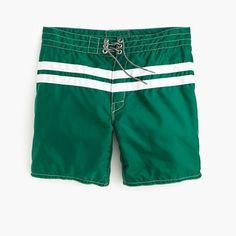 8ae09b03a9636 Birdwell® for J.Crew board short in stripe. Casual Summer DressesLace  ClosureSwim ShortsCashmere SweatersMens ...