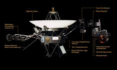 NASA launched its twin Voyager spacecraft in 1977.