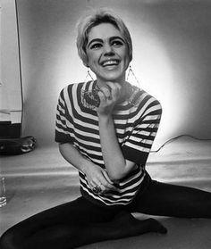 Famous stripes - Edie Sedgwick