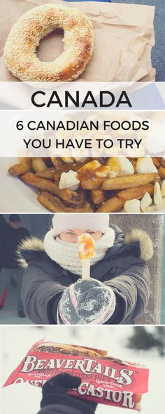 6 Canadian foods you have to try