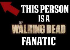 Like and share if you are a certified fanatic! #thewalkingdead #worldofwalkingdead   #thewalkingdead  #thewalkingdeadamc  #amcthewalkingdead  #walkingdead  #twd  #amctwd  #twdamc