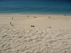Playa de La Cebada. Morro Jable.  Fotos de N.A