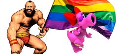 Flying the Rainbow Flag for games…  More: http://twit.mx/o9B6E01
