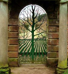 Very interesting gate