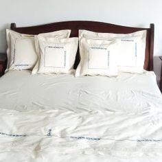Lenjerie de pat din bumbac 100%, model cu dantelă - LNJ-58 - ArtDecor Bed, Model, Stream Bed, Scale Model, Beds, Models, Template, Bedding