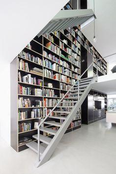 stxxz:Vertical Loft byShift Architecture Urbanism